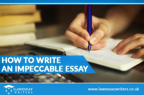 How To Write An Impeccable Essay