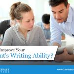 How To Improve Your Student's Writing Ability