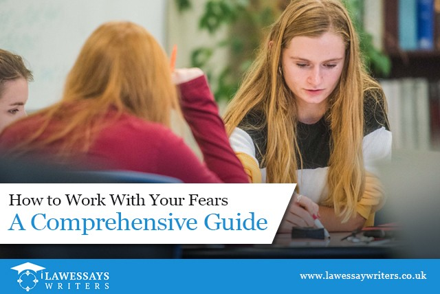 How to Work With Your Fears