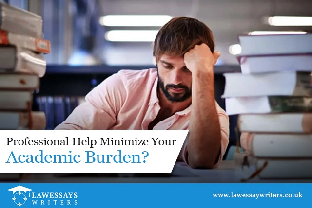 How Can Professional Help Minimize Your Academic Burden?