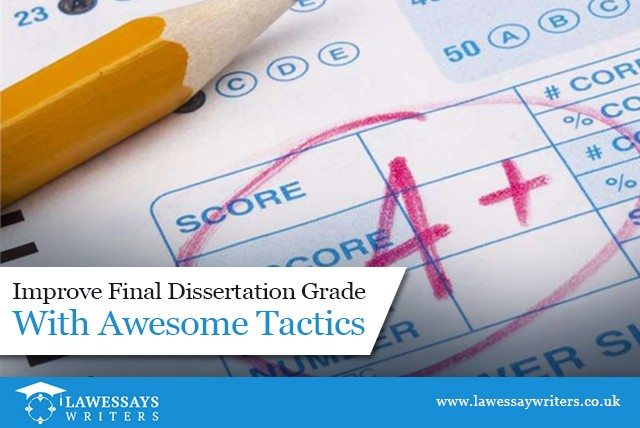 Topics that may improve your final dissertation grade